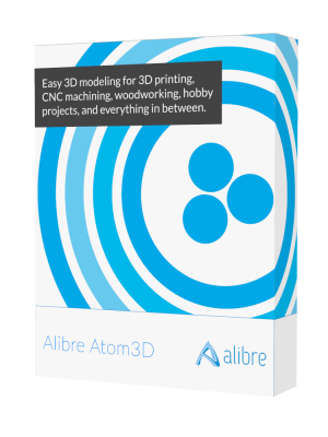 Alibre Atom3D 1 Year of Product Updates