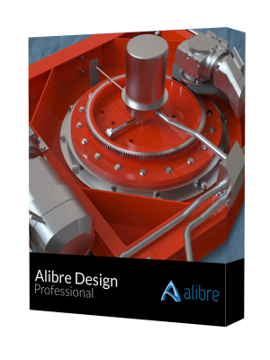 Alibre Design Professional w/ 1st year maint.